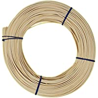 famos Peddigrohr/Flechtmaterial / Peddig/Natur / Verschiedene Stärken/ca. 500g (3,0 mm)