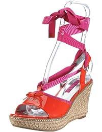 JETTE Colour Fever Wedge Sandal 63/21/14475 Damen Sandalen