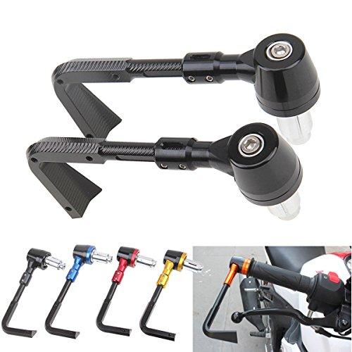 Anay, Protección para Asas de Mancuernas de Moto, universales, 22mm, Sistema Proguard,...