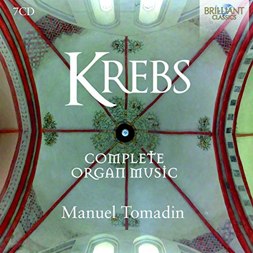 Krebs:Complete Organ Music