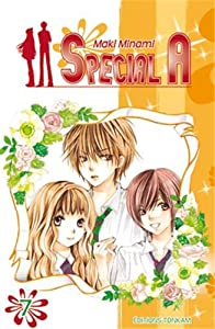 Special A Edition simple Tome 7