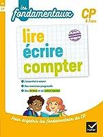 lire, écrire, compter CP de Lucie Domergue