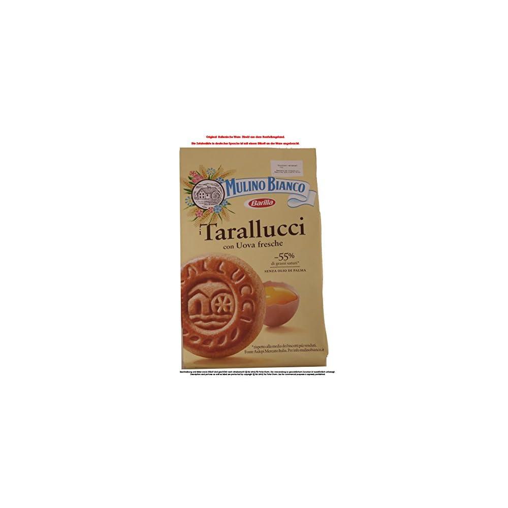 Mulino Bianco Tarallucci 6 X 350g 2100g Ssse Backware Kekse Ohne Palml