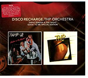 Disco Recharge: Tender Is The Night/Good To Me Special Edition