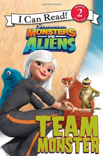 Team Monster (Monsters vs Aliens)