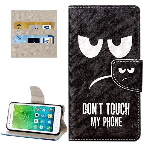 Proteja su teléfono, Für Lenovo Vibe C2 / C2 Power Kleine Bär Muster Horizontale Flip Leder Tasche mit Halter & Card Slots & Wallet ( SKU : Mlc8503e ) (Power Bären Htc One)