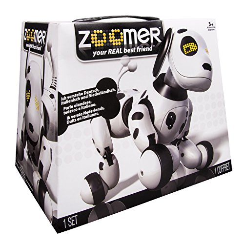 Preisvergleich Produktbild Spin Master 6023230 - Zoomer 1.0  Dalmatiner- Das interaktive Haustier