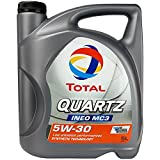 Total 183119 Quartz Ineo MC3 5W30 Lubricante, 5L