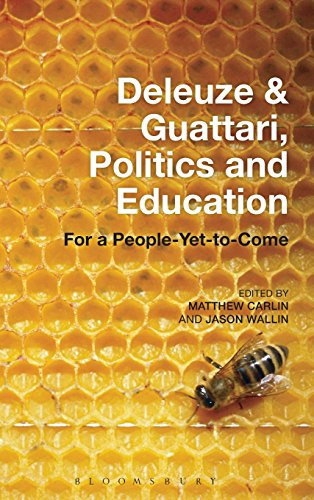 Deleuze and Guattari, Politics and Education