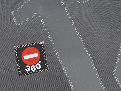 360° Umhängetasche Persenning Barkasse Zahl Dunkelblau
