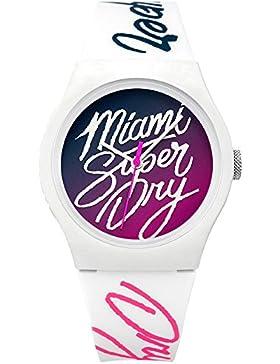 Superdry Unisex Erwachsene-Armbanduhr SYLSYL180WP