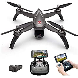 Goolsky MJX Bugs 5W 1080P 5G WiFi FPV Camera GPS Posizionamento Altitudine Tenere RC Drone Quadcopter