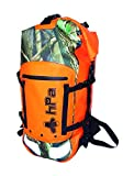 HPA Sac professionnel DRY DUFFLE 90Litres  Orange - orange Test