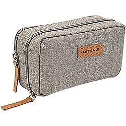 ELITE BAGS DIABETIC´S Diabetikertasche (grau-bitone)
