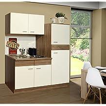 Singleküche mit spülmaschine  Suchergebnis auf Amazon.de für: küche mit spüle herd und kühlschrank