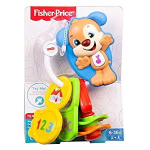 Fisher-Price FPH57 Laugh and Learn Count Go - Juego de Llaves