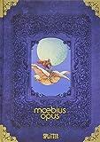 Moebius Opus (limitierte Sonderedition): Splitter Geburtstagsband 12 (Splitter Geburtstagsedition) - Moebius
