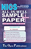 NIOS TEXT 331 SOCIOLOGY 331 NOS ENGLISH MEDIUM ALL-IS-WELL SAMPLE PAPER PLUS +