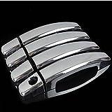 mark8shop Auto ABS Aufkleber, Zierleiste chrom Styling Tür Griff Außen Dekoration Zubehör für Chevrolet Cruze