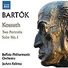 Bartok: Kossuth   Suite No. 1 [JoAnn Falletta, Buffalo Philharmonic Orchestra] [Naxos: 8573307]