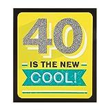 Hallmark zum 40. Geburtstag Karte