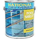 National Pool Finishes Pool Shield - Commercial Chlorinated Rubber Pool Paint - Semi-Gloss