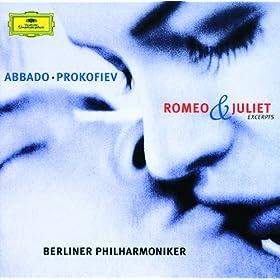 Prokofiev: Romeo and Juliet, Op.64 / Act 2 - 24. Dance of the five couples