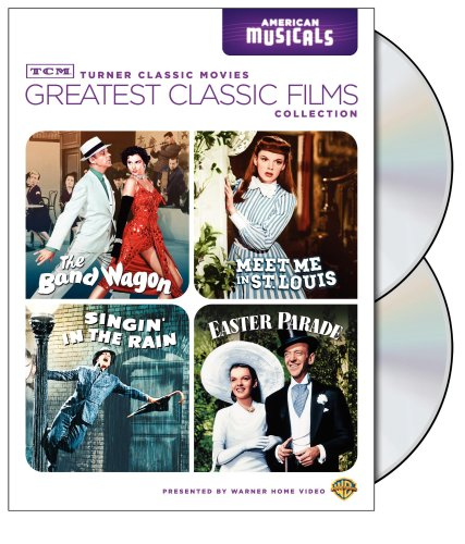 Tcm Greatest Classic Films: American Musicals [Import USA Zone 1]