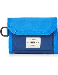 O'Neill Bm Pocketbook Wallet, Carteras Hombre, Blau (Turkish Sea), 2x13,5x11 cm (B x H T)
