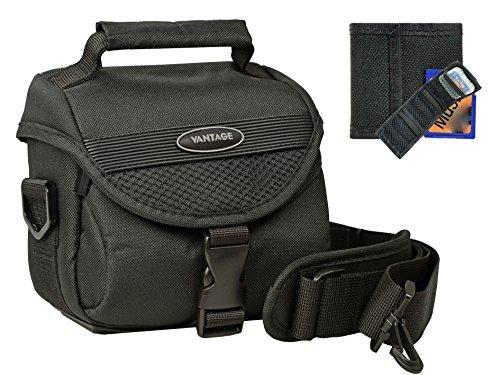 Kamera Foto Tasche VANTAGE TY4 Set Speicherkartentasche für Sony Alpha 6500 6300 6000 5100 5000