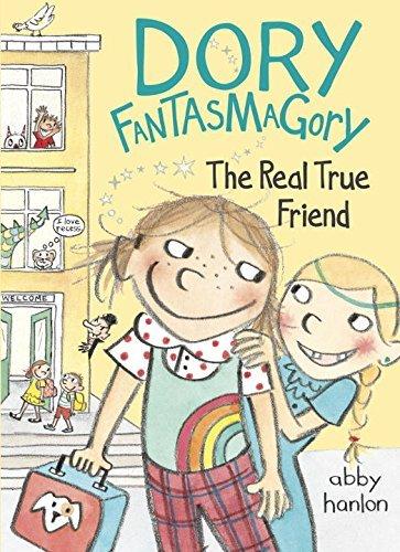 Dory Fantasmagory: The Real True Friend by Abby Hanlon (2015-07-07)
