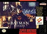 Batman Returns - [SNES]