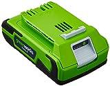 Greenworks Tools 24 V Lithium-Ionen Akku 2 Ah, 29807