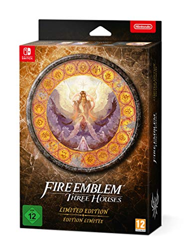 Fire Emblem: Three Houses Limited Edition. Nintendo Switch