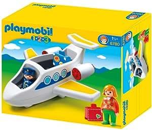 PLAYMOBIL 6780 - Passagierflugzeug