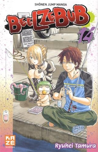 Beelzebub Edition simple Tome 14