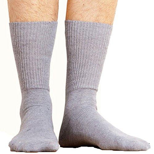 Luxus Alpaka Select Socken, die sind strapazierfähig für Walking, den täglichen & Formale Gebrauch, hervorragender Isolierung und Feuchtigkeitsregulierung in 3Größen erhältlich. - Drei Walking-socken