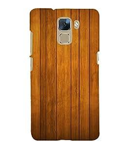 Fuson Designer Back Case Cover for Huawei Honor 7 :: Huawei Honor 7 (Enhanced Edition) :: Huawei Honor 7 Dual SIM ( Fantastic Wood Design )