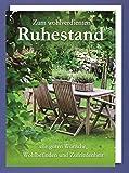 Riesen Ruhestand Grußkarte Karte Rente Abschied Gartenidylle A4