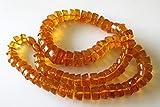 Naturel Rare Bijoux en ambre, Ambre, perles, collier d'ambre pour adulte, 10mm à 18mm, DE Perles 63,5cm Strand