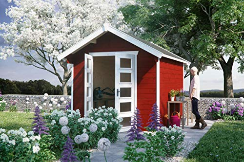 Skan Doppeltür Gartenhäuser