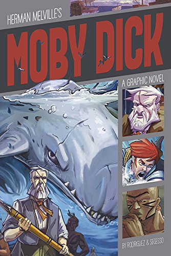 Moby Dick (Graphic Revolve) por David Rodriguez