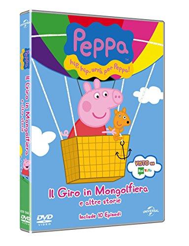 Peppa pig - il giro in mongolfiera e altre storie (dvd)