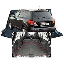 OMTEC - Forro para maletero de Nissan Qashqai de 5 asientos 2007 - 2013