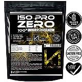 ISO PRO ZERO 1 Kg Proteine 100% Whey Isolate con Vb104 - K1 Nutrition SENZA GLUTINE,