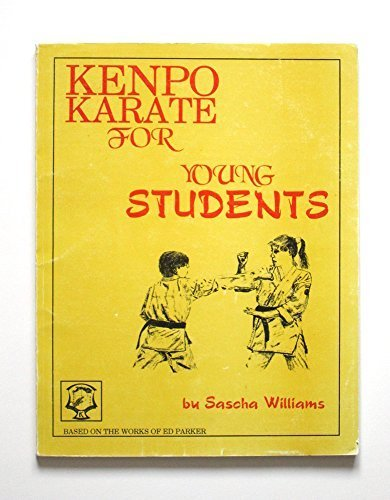 Kenpo Karate for Young Students by Sascha Williams (1994-01-01)