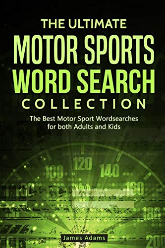The Ultimate Motor Sports Word Search Collection: The Best Motor Sport Wordsearches for both Adults and Kids - Spiel Daytona 500