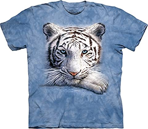 Resting Tiger T-shirt 100% Cotton short sleeve shirt for KIDS - TEENS & ADULTS (Youth