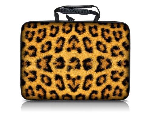 """Sidorenko Designer Notebooktasche Hardcase Größe 34,0 cm von 13"""" bis 13,3"""" Zoll"""