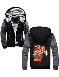 Aivosen Riverdale Chaquetas con Capucha Mantener Caliente Coat Chaqueta de Béisbol Casuales Abrigo Deportivo Hipster Jacket